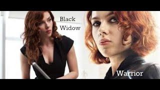 II Black Widow II Natasha Romanoff II Warrior II