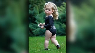 Baby Beyonce: 19-month-old Beauty Queen Wowing Crowds With 'Single Ladies Routine