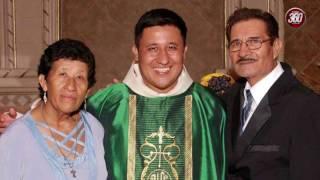 Enluta a Nuevo Laredo muerte de sacerdote y de su familia