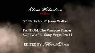 Klaus Mikaelson | Alone [ITA]
