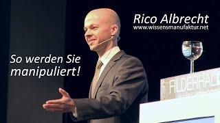 getlinkyoutube.com-So werden Sie manipuliert! Vortrag von Rico Albrecht