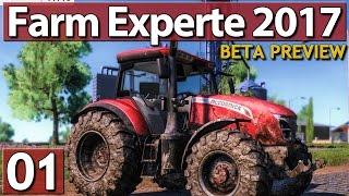 getlinkyoutube.com-Farm Experte 2017 Gameplay ► BETA PREVIEW deutsch german #1