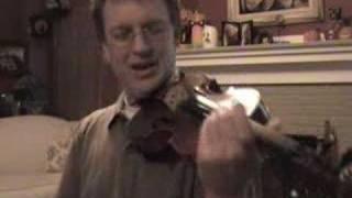 Violin Lesson #28; Finding 3rd Position in Vivaldi A Minor