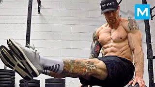 HARDEST CORE Workout - Jay Maryniak | Muscle Madness