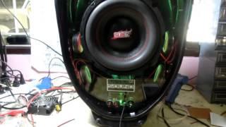เครื่องเสียง เวฟ125I NEW BYช่างมิ้นM&M-Sound 2016