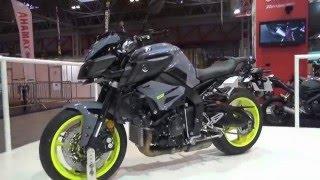 getlinkyoutube.com-A Closer Look at The Yamaha MT-10 #NakedR1