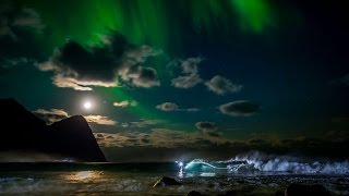 Surfing Under the Northern Lights w/ Mick Fanning   Chasing the Shot: Norway Ep 1