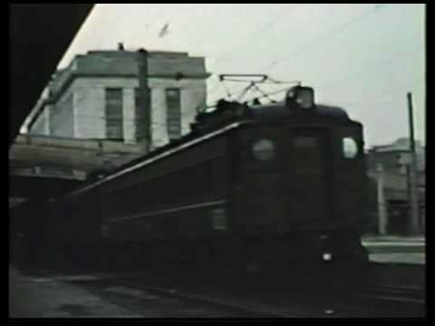 Amtrak - Conrail 1977 penn Central - Baltimore Penn Statio