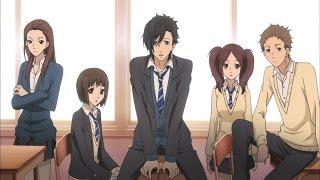 getlinkyoutube.com-Top 8 School/Romance Anime - Must Watch