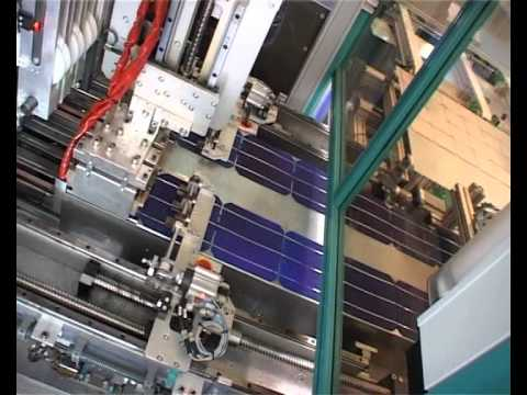 Heliene, Inc.: Robotized production line of PV modules