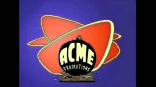 getlinkyoutube.com-Dream Logo Combos: UBU Productions / Acme Productions / Saban / 20th Century Fox Television (Fake)