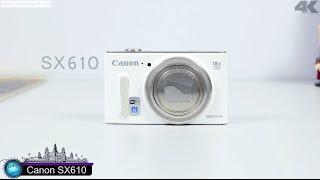 getlinkyoutube.com-Canon Powershot SX610 HS Review 4k (Cambo Report)