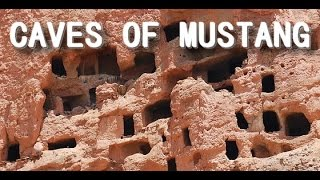 getlinkyoutube.com-Lost Caves of Mustang - Ancient Tibet