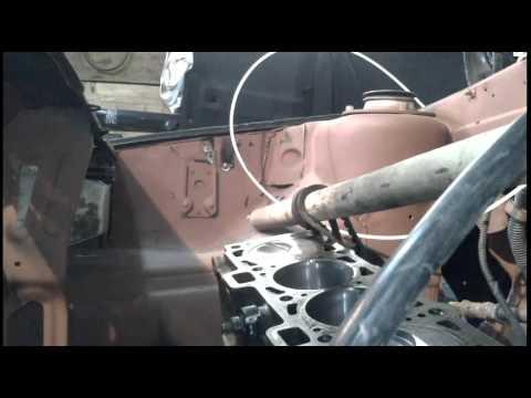 Гараж ВАЗ 2109 установка поршневых колец ч.3