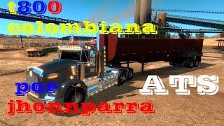 getlinkyoutube.com-Kenworth t800 Colombiana por jhonnparra prueba