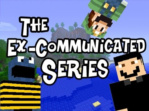 Minecraft: The Ex-Communicated Series ft SlyFox, SSoHPKC &amp; Nova  Ep.5 - In The Search For Diamonds