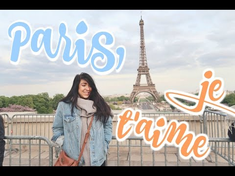 MY FIRST TIME IN PARIS