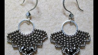 getlinkyoutube.com-Fly by Night Earrings