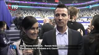 getlinkyoutube.com-Gabriella Papadakis & Guillaume Cizeron - Tout le Sport