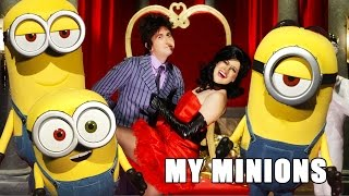 getlinkyoutube.com-My Minions - Scarlet Overkill Rap