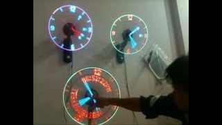 getlinkyoutube.com-led clock v4 1 0