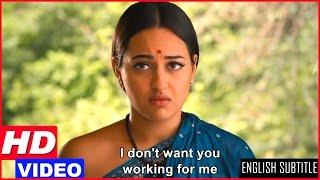 getlinkyoutube.com-Lingaa Tamil Movie Scenes HD | Sonakshi Sinha upsets Rajinikanth | KS Ravikumar