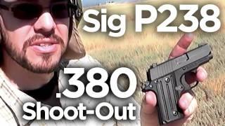 .380 Shoot-Out: Sig P238