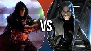 getlinkyoutube.com-Versus Series | Revan vs Galen Marek