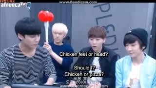 getlinkyoutube.com-[ENG] 17TV Speed Q&A Mingyu and Wonwoo