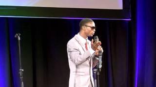 getlinkyoutube.com-I Go Die Comedian Live @ Nigerian Comedy Show 2011 in London