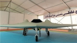 getlinkyoutube.com-IRAN HAS JUST BUILT A US RQ-170 STEALTH DRONE