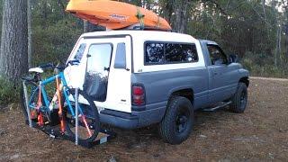 getlinkyoutube.com-The Best Damn DIY Truck Camper Set Up You'll See