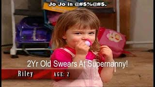 getlinkyoutube.com-2 Yr Old Swears At Supernanny! | Supernanny USA