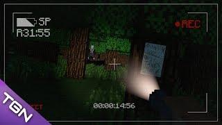 getlinkyoutube.com-Minecraft Slenderman [พี่โบ้ท&พี่เป้] อย่าวิ่งหนีสิ!!!