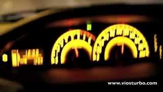 getlinkyoutube.com-Toyota Vios Turbo - In Car Video