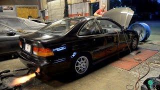 getlinkyoutube.com-Sleeper Turbo Civic