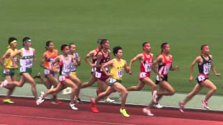 getlinkyoutube.com-2014近畿IH 男子1500m決勝