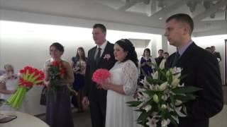 getlinkyoutube.com-Artūra un Irinas kāzu svinīgā ceremonija mp4