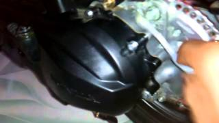 getlinkyoutube.com-kilap tampilan mesin motor dengan batu hijau