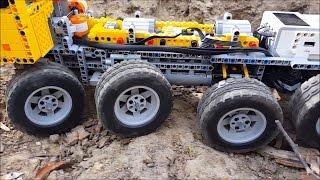 getlinkyoutube.com-Lego Csepel D588 8x8