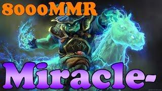 getlinkyoutube.com-Dota 2 - Miracle- 8000MMR Plays Storm Spirit vol 13 - Gameplay
