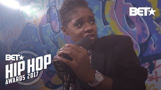 Bre-Z Instabooth Freestyle   BET Hip Hop Awards 2017