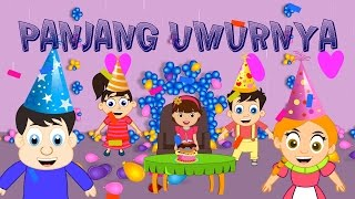 getlinkyoutube.com-Panjang Umurnya | Kumpulan | Medley 23 minutes | Lagu Anak TV | Happy Birthday in Bahasa Indonesia