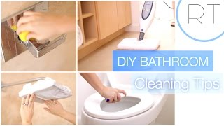getlinkyoutube.com-DIY Natural Bathroom Cleaning Tips