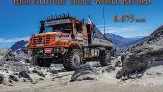 getlinkyoutube.com-High Altitude Truck Expedition - Part 1/2