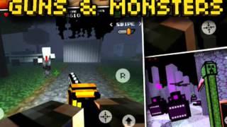 getlinkyoutube.com-Pixel Gun 3D Theme song