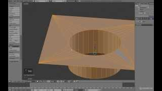 getlinkyoutube.com-8 techniques of cutting holes in Blender