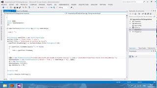 getlinkyoutube.com-Importar archivo de excel a un Datagridview en C#