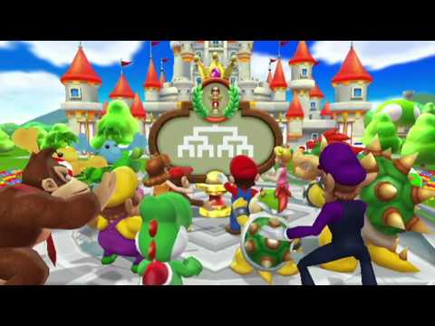 Mario Sports Mix Launch Trailer - Wii (HD)