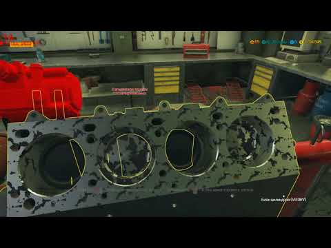 _клиент_Magnum_и кап.ремонт движителя v8...